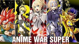 Аниме война